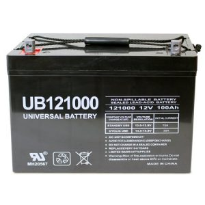 Universal UB121000-45978 12v 100AV Deep Cycle Battery